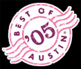 groovee fortune voted best local web designer in the austin chronicle